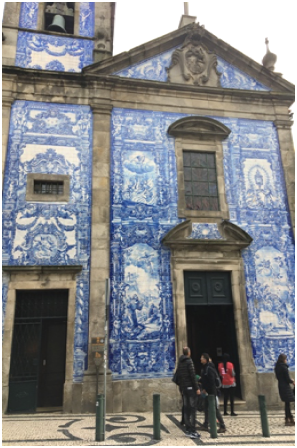 First day in beautiful Porto.