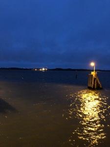 iRead take boat ride to nearby school, Sweden