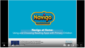 Choosing and using high quality reading apps with primary children
