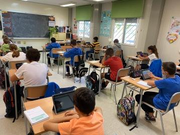 UOB School Visit Bernardi Tolra